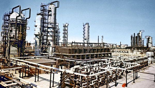 Переработка нефти. Архив