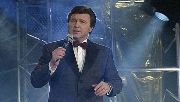 Лев Лещенко исполняет песню Притяжение Земли. К 70-летию артиста