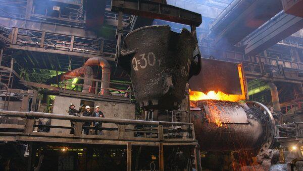 Завод. Архивное фото
