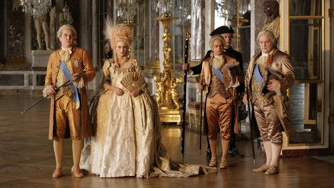 Кадр из фильма Прощай, моя королева (Les adieux a la reine)