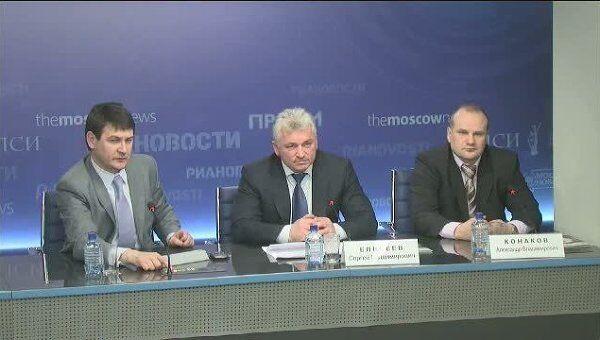 Пресс-конференция, посвященная предстоящему Чемпионату России по боевому самбо
