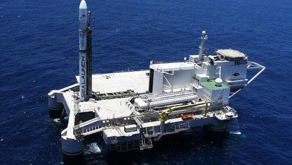 Международный космодром Морской старт (Sea Launch)