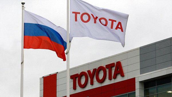 Серийное производство Toyota Prado запущено во Владивостоке