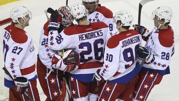 Вашингтон победил Монреаль со счетом 3:0 в матче НХЛ