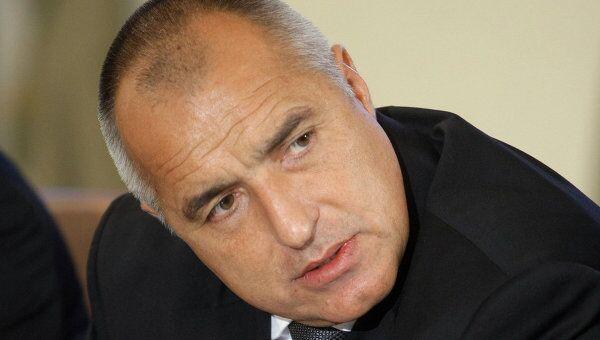 Премьер-министр Болгарии Бойко Борисов. Архив