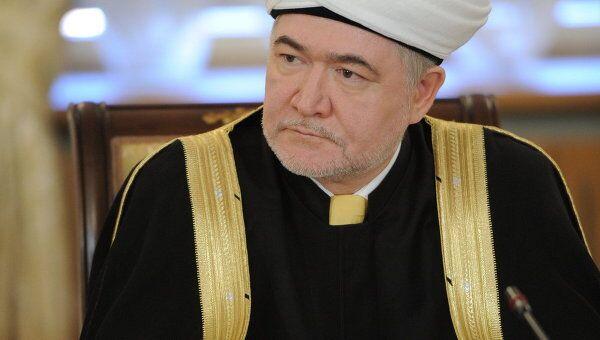 Председатель Совета муфтиев России Равиль Гайнутдин. Архив