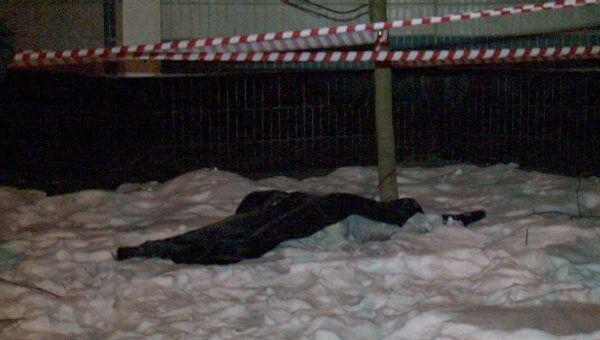 Школьник выбросился с 17-го этажа в Москве