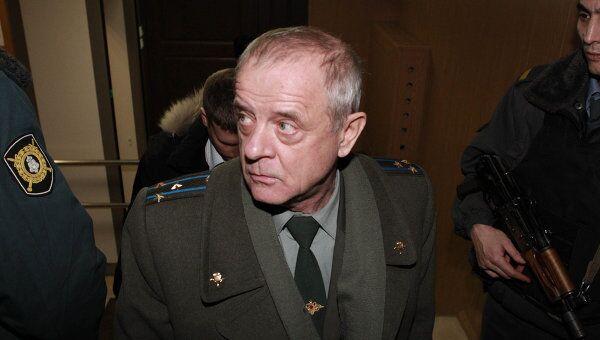 Полковник ГРУ в отставке Владимир Квачков задержан и доставлен в Лефортовский суд Москвы