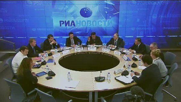 Заседание совета по обсуждению вопросов финансирования и реализации web-выборов