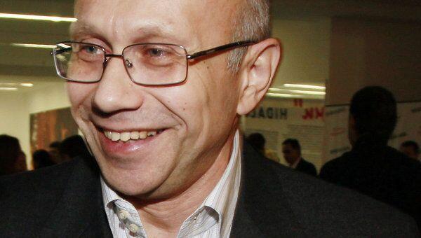 Генеральный директор радиостанции Эхо Москвы Юрий Федутинов