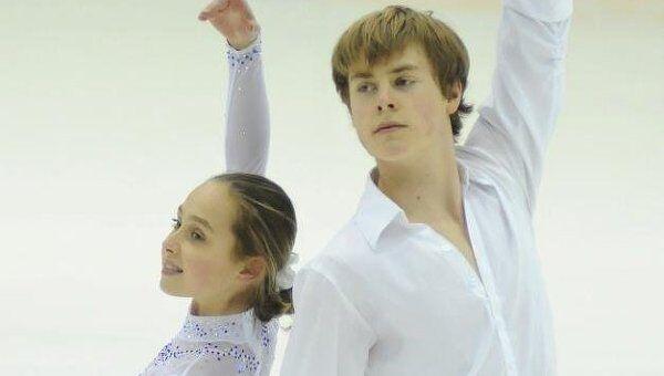Камилла Гайнетдинова и Иван Бич