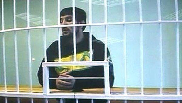 Мирзаев спокойно выслушал решение суда об отмене освобождения под залог