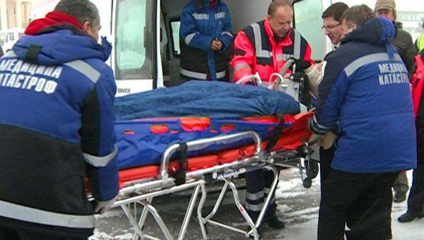 Раненого из Волгограда в Кельн отправили в сопровождении немецких врачей