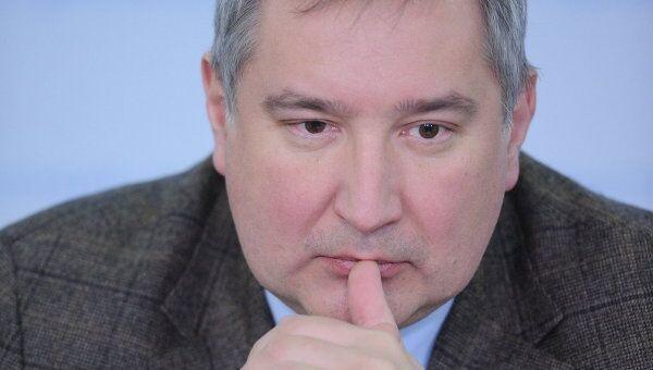 Дмитрий Рогозин на совещании по развитию оборонно-промышленного комплекса РФ
