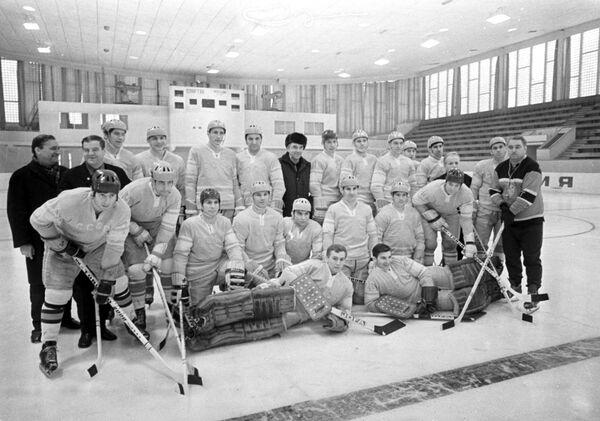 Сборная Советского Союза по хоккею с шайбой