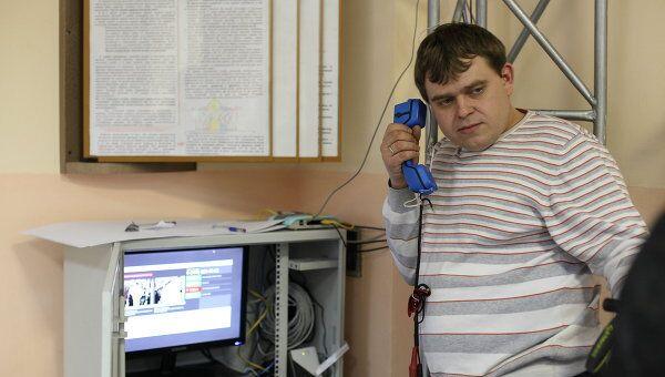 Установка камер Москва выборы