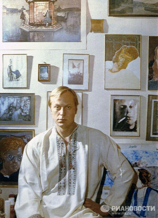 Юрий Георгиевич Богатырев, актер