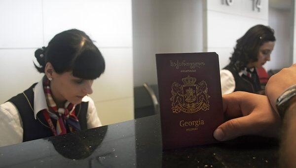 Возобновление авиасообщения между Россией и Грузией