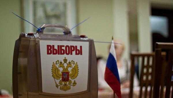 Выборы президента РФ. Архив