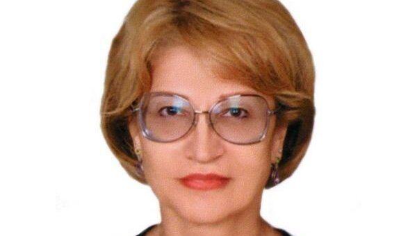 Чистова Вера Ергешевна