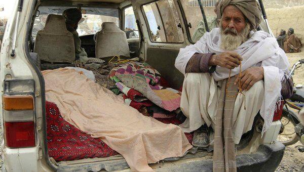 Американский военнослужащий открыл огонь по мирным жителям в Афганистане