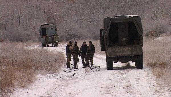 Спецоперация в Дагестане. Архивное фото