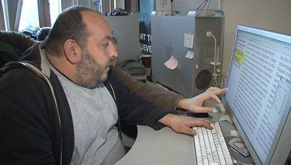 Руководителям зарубежных СМИ показали, как верстают газету Коммерсант