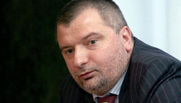 Андрей Клишас. Архивное фото