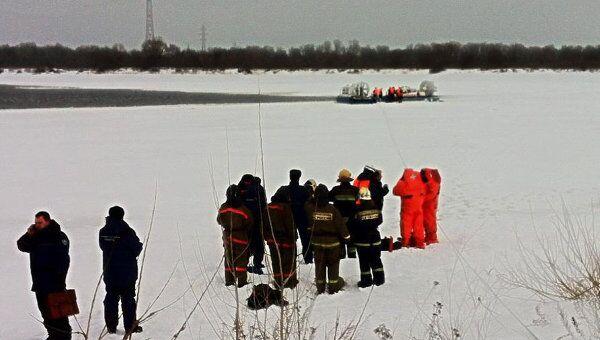 Крушение вертолета в Нижнем Новгороде