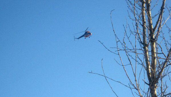 Сбежавший из колонии на вертолете преступник пойман