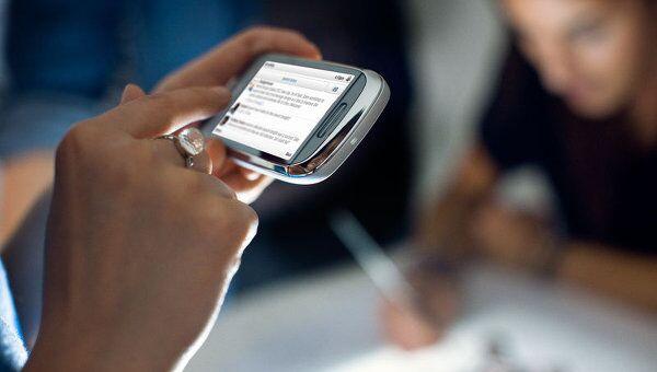 Смартфон Nokia. Архивное фото