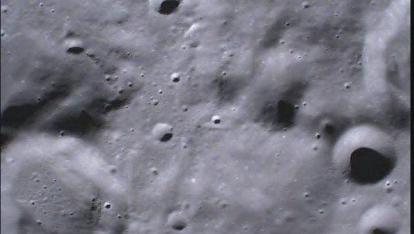 Зонды НАСА передали на Землю первые фотографии Луны, сделанные по заявкам школьников