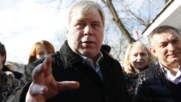 Кучерена призывает проверить все версии убийства судьи Чувашова