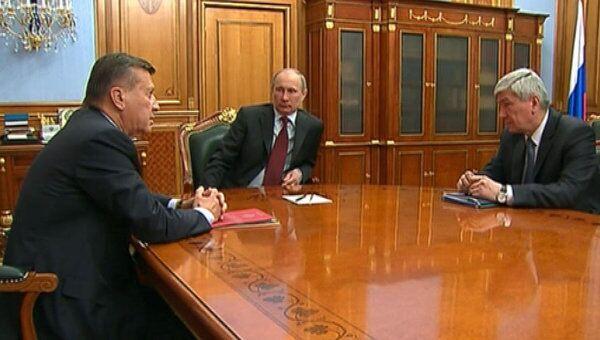 Путину рассказали, что нашли в одном из крупных банков во время проверки