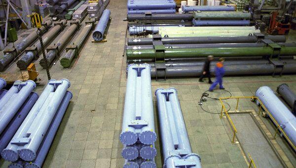 ОАО Машиностроительный завод в городе Электросталь. Архивное фото