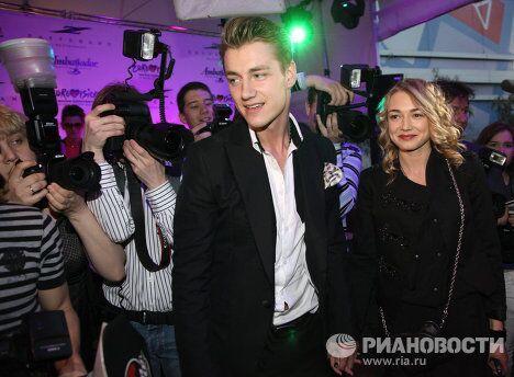 Вечеринка в поддержку конкурсанта от России Алексея Воробьева на песенном конкурсе Евровидение- 2011