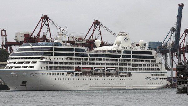 Круизный лайнер Azamara Quest