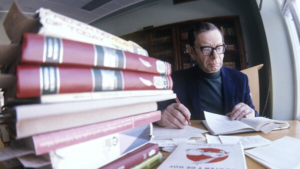 Государственная библиотека иностранной литературы. Архивное фото