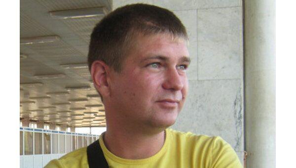 Погибший во время учений в Амурской области майор Сергей Солнечников