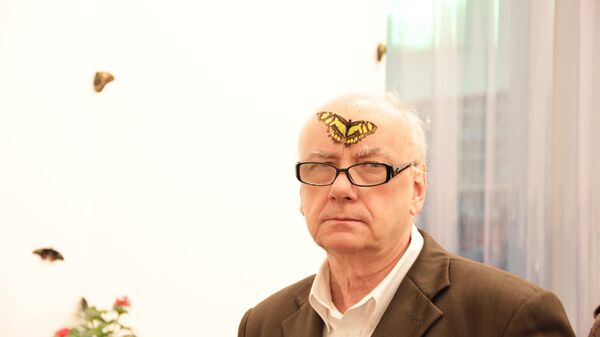 Ретроспективная выставка художника Дэмиена Херста в Лондоне