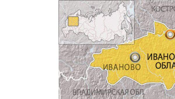 Шестьсот жильцов дома эвакуированы в Ивановской области из-за пожара