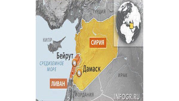 Сирия и Ливан открывают новые горизонты сотрудничества
