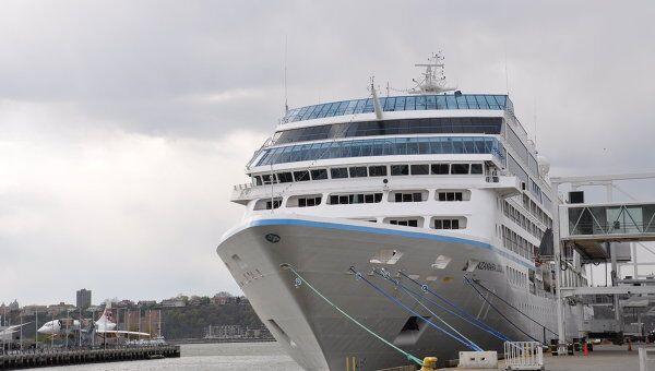 Круизное судно Azamara Journey