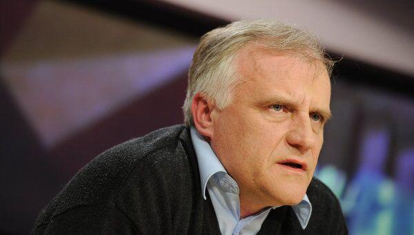 Директор информационного бюро НАТО в Москве Роберт Пшель. Архивное фото