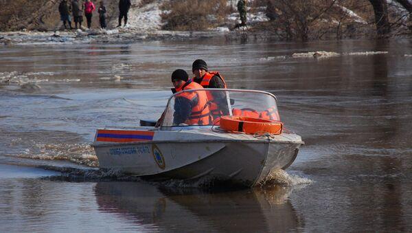 Паводок в Саратовской области. Архив