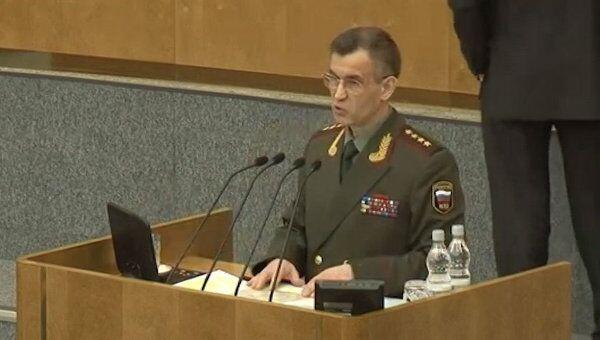 Депутаты устроили допрос Нургалиеву на заседании Госдумы