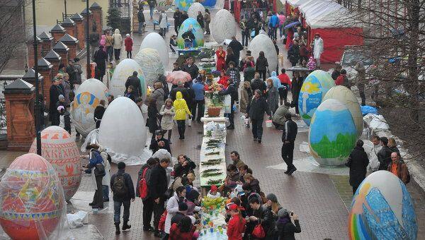Пасхальный фестиваль Живое искусство