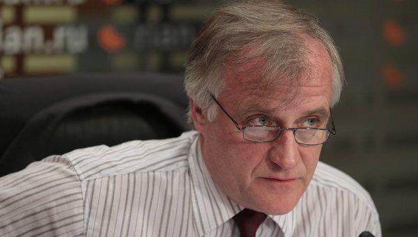 Роберт Пшель - Директор информбюро НАТО