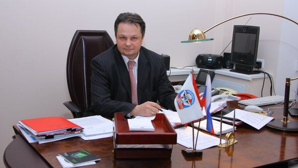 Глава Департамента торговли и услуг Москвы Михаил Орлов