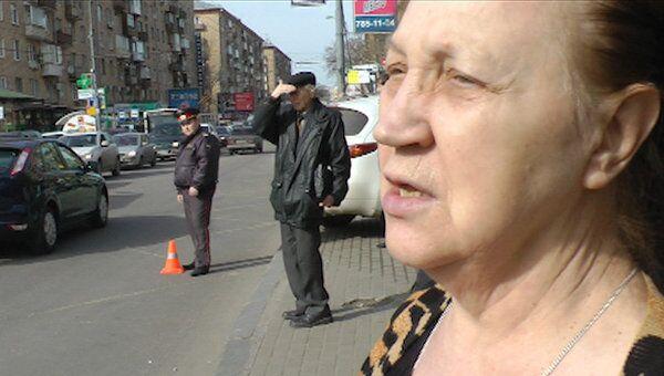 Стреляли в открытое окно машины - очевидец громкого убийства в Москве